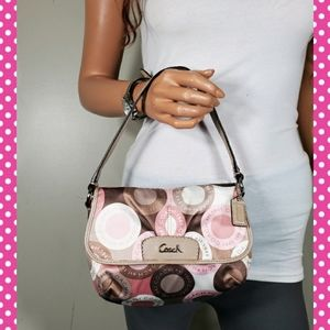 Coach Soho Snaphead Top Handle Mini Bag